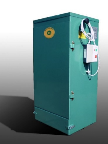 PSZL-2-PSZL-4 - Dry Filter Dust Collector for intermittent operation